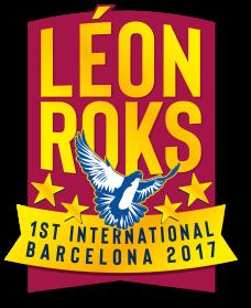 LÉON ROKS, STANDDAARBUITEN Logo